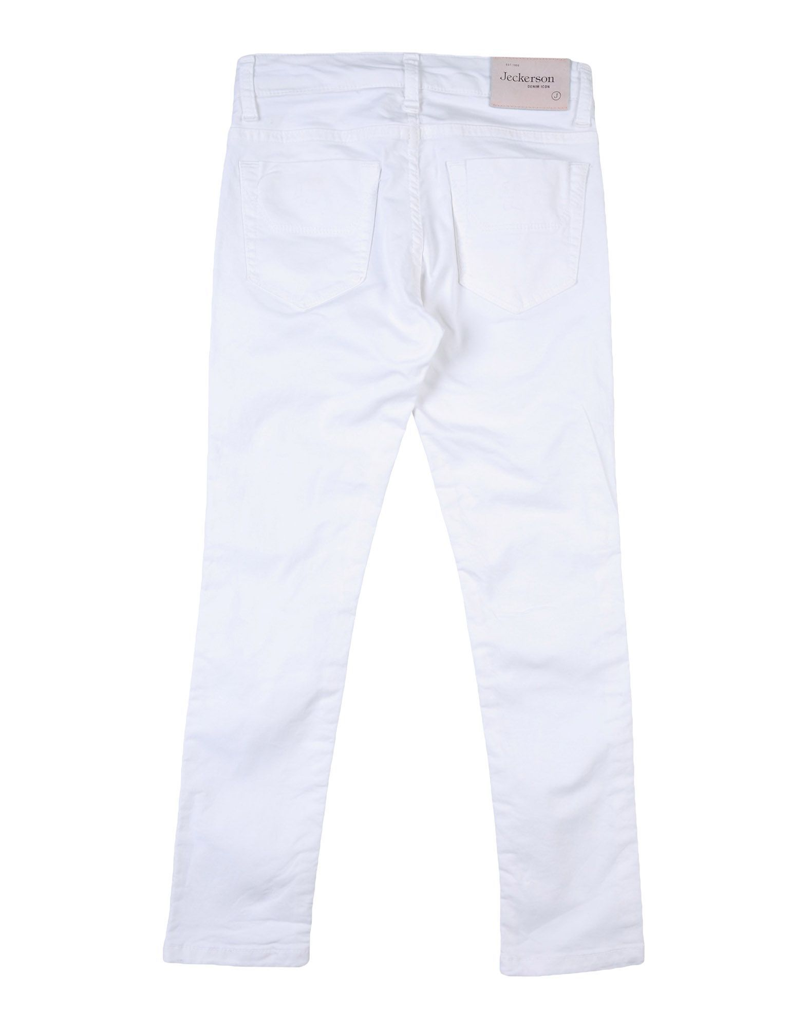 TROUSERS Jeckerson White Girl Cotton
