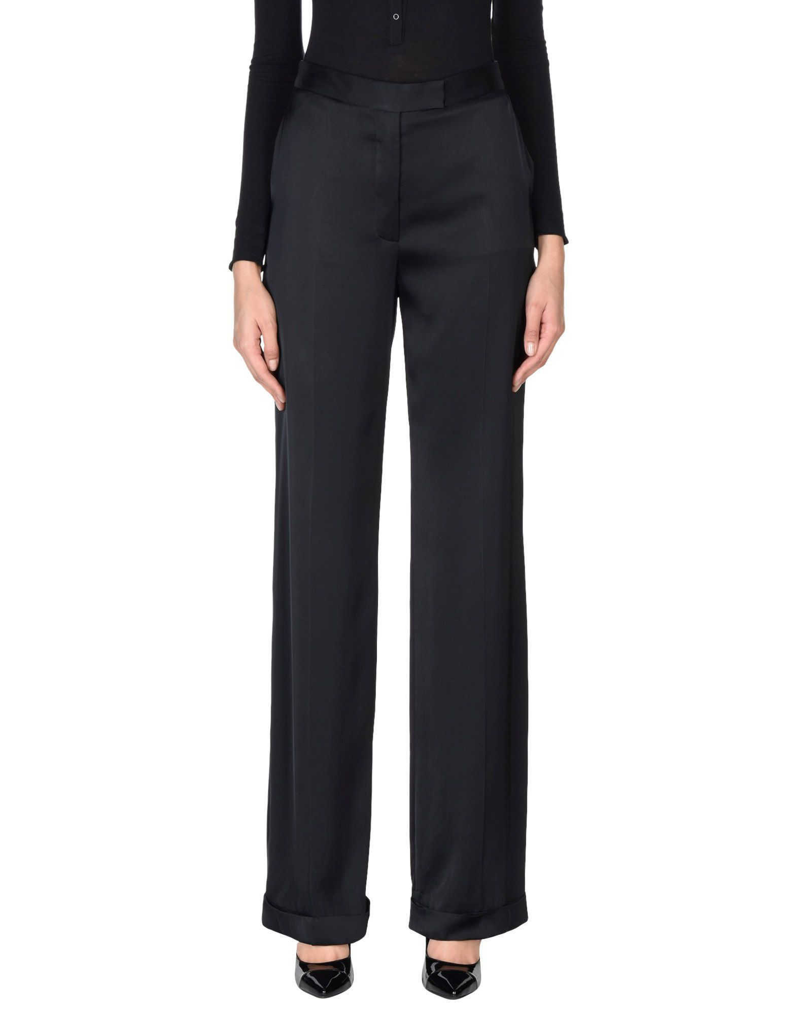 Stella McCartney Black High Waisted Trousers