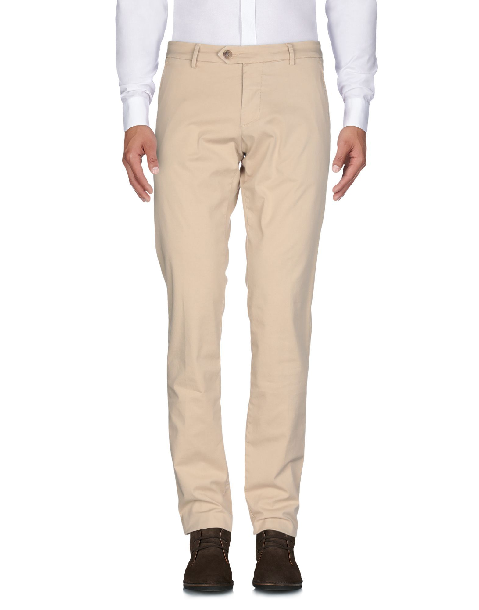 TROUSERS Man Roÿ Roger'S Sand Cotton