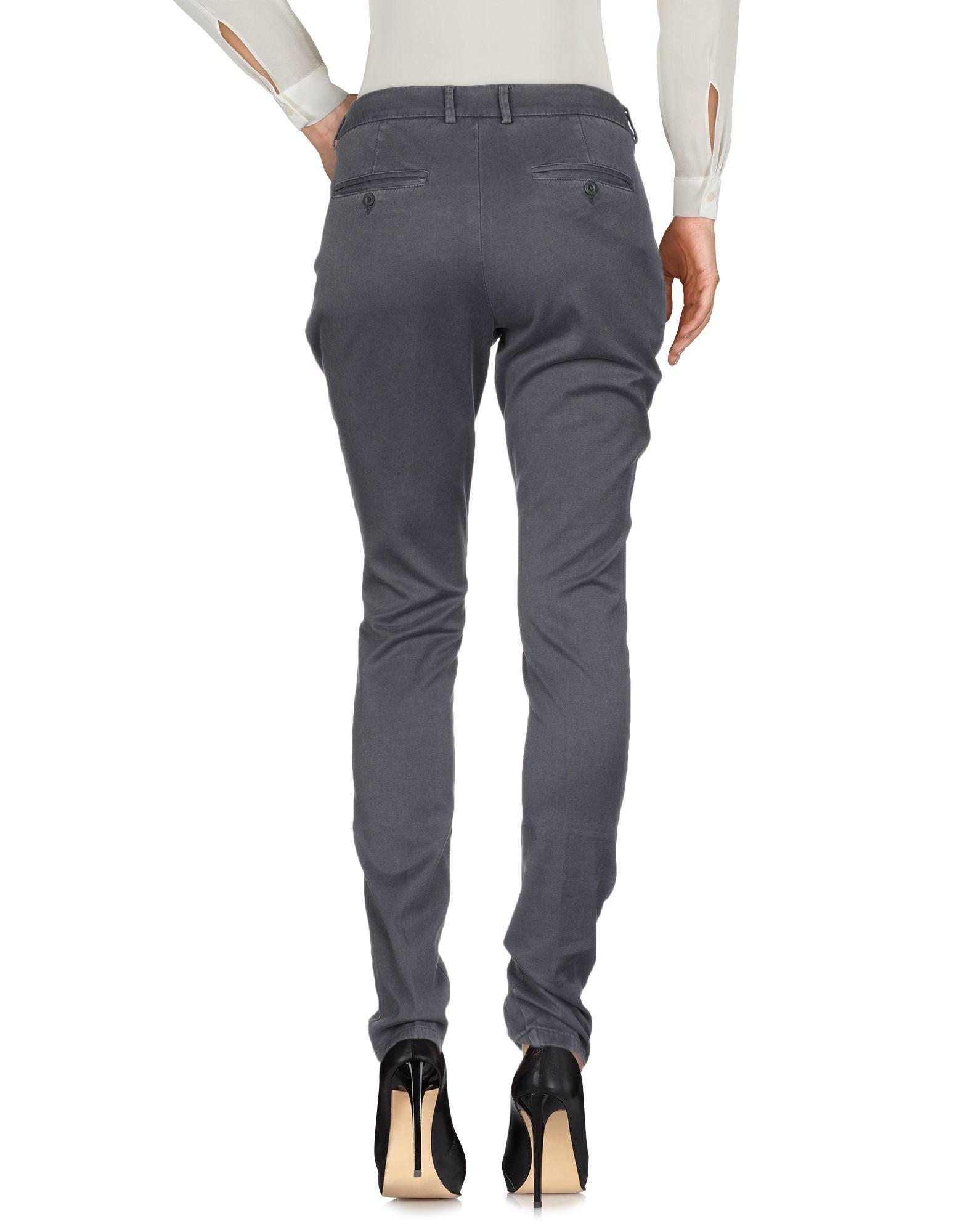 Siviglia Lead Cotton Tapered Leg Chino Trousers