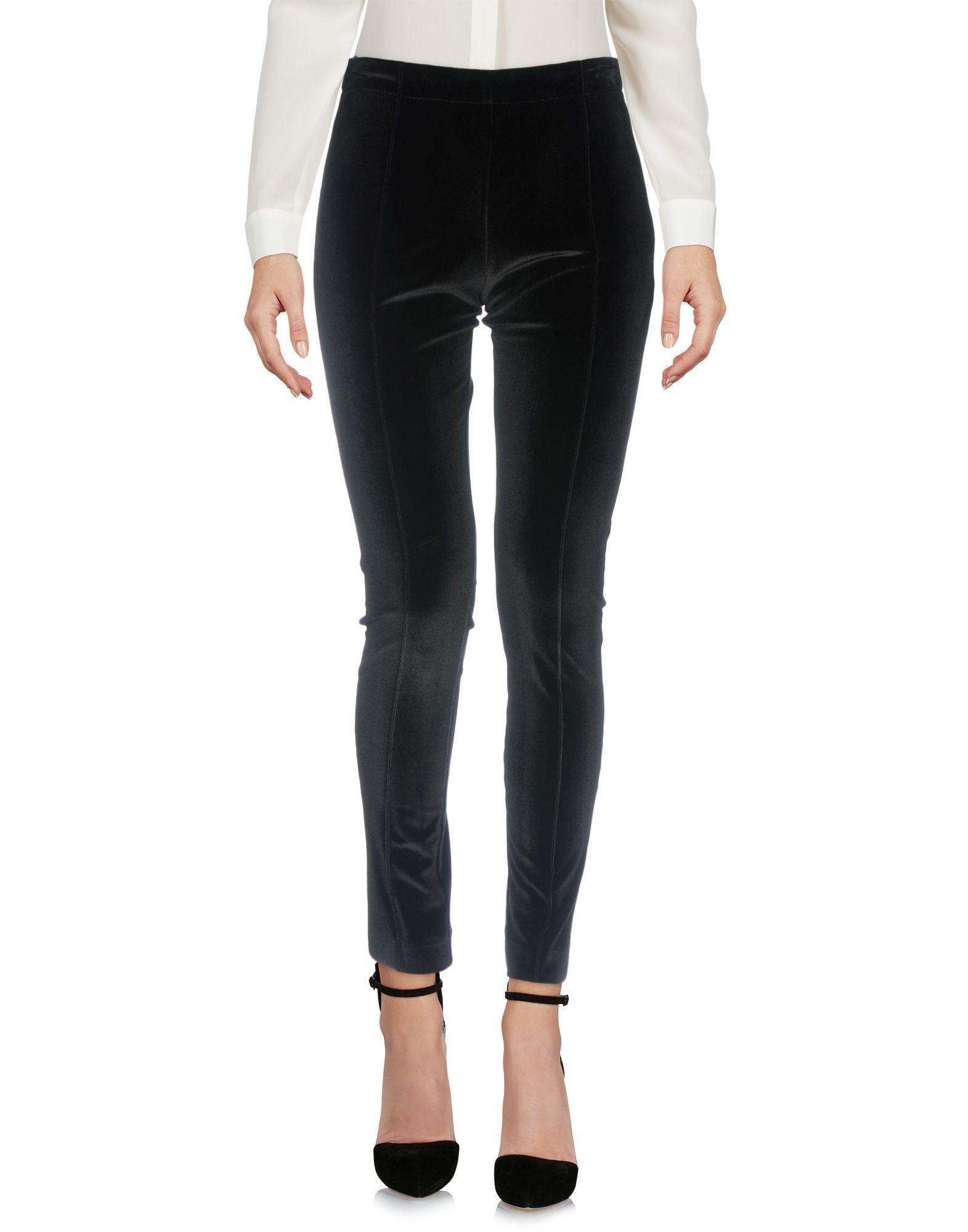 Trousers Tela Black Women's Polyester