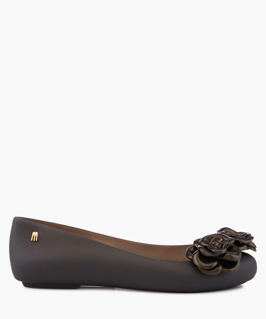 Black matte ankle boots