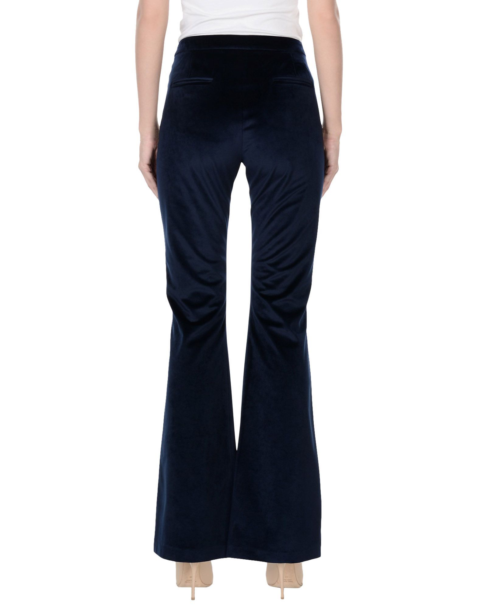 TROUSERS Hanita Dark blue Woman Polyester