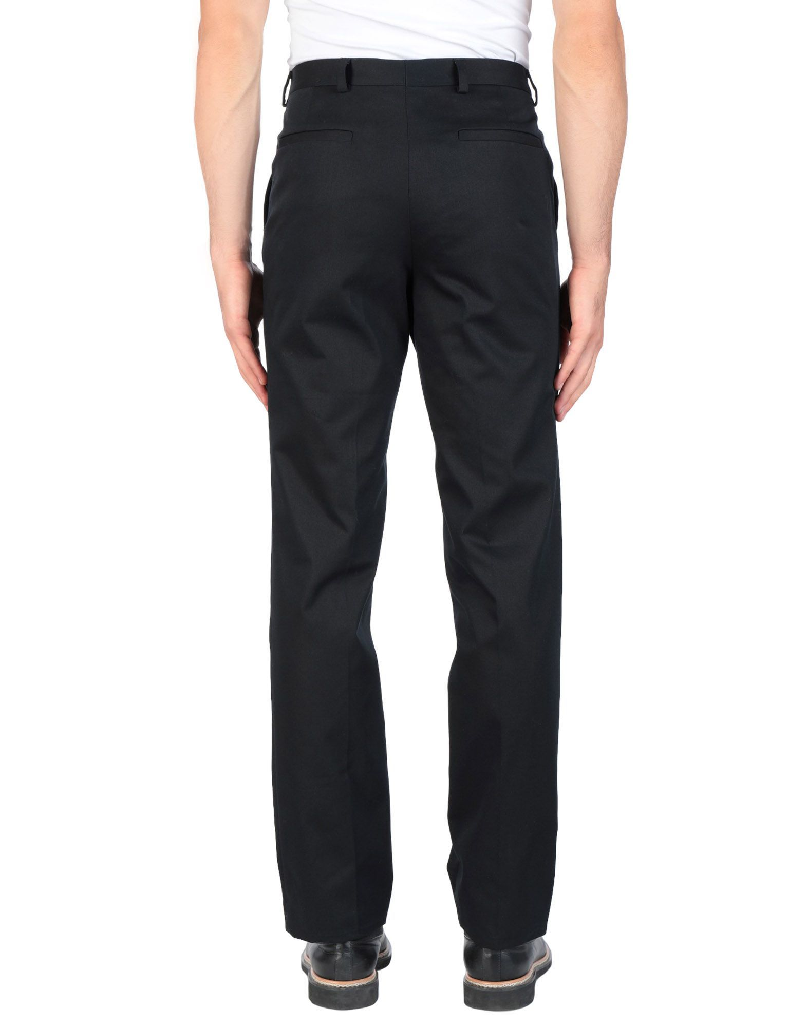 Givenchy Black Cotton Trousers