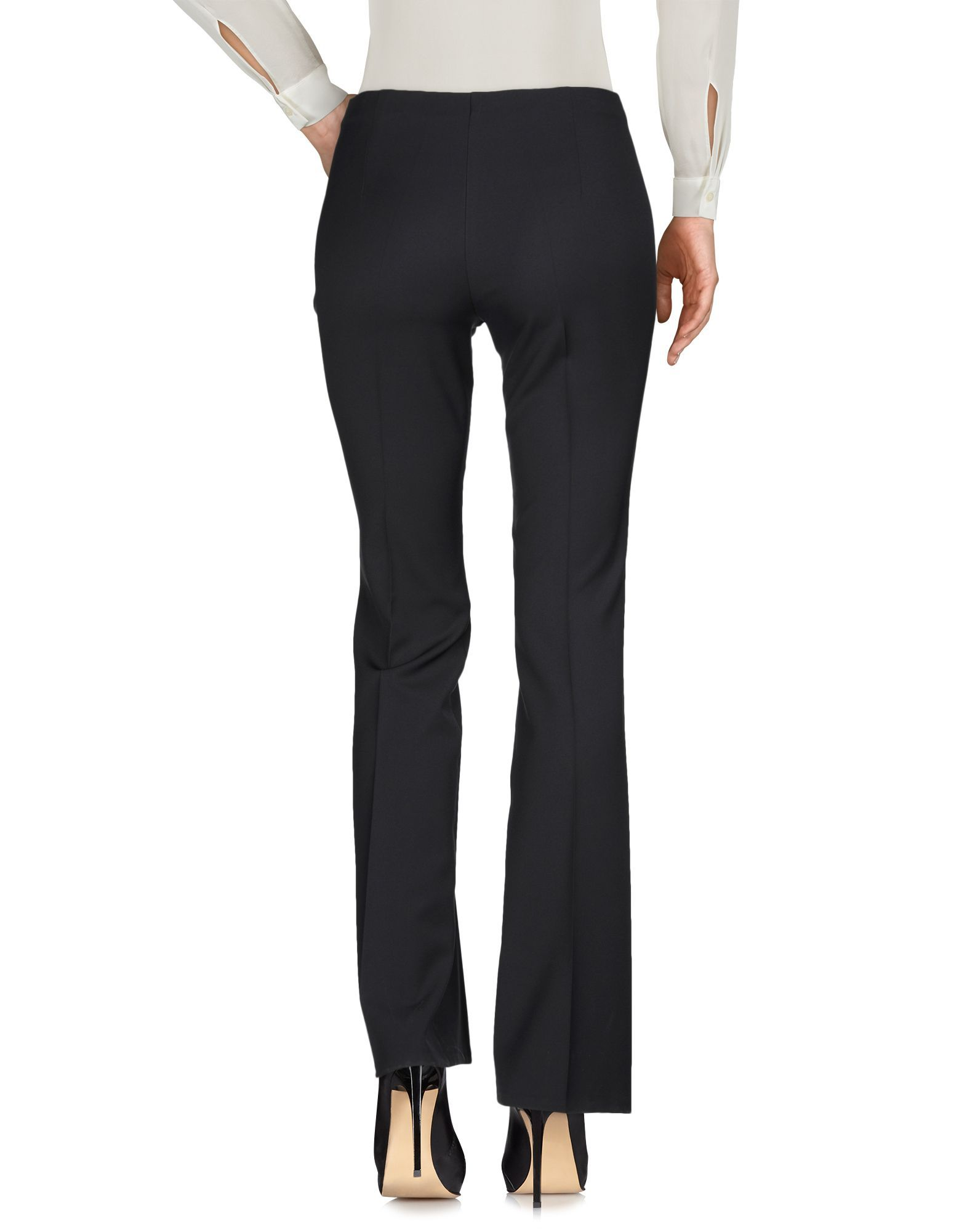 Trousers Pois Black Women's Polyester