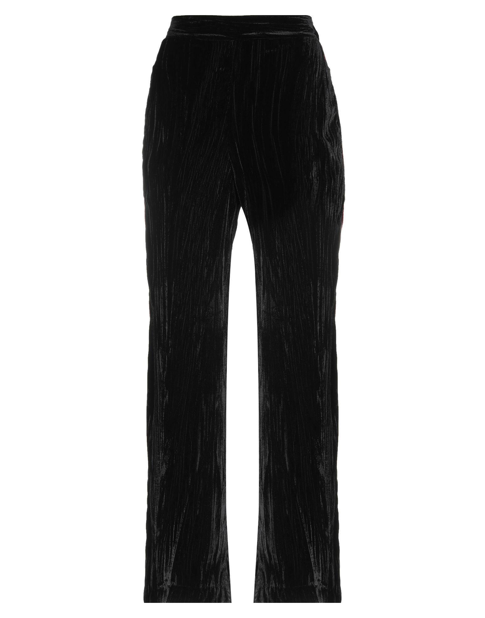 Trousers Vicolo Black Women's Viscose
