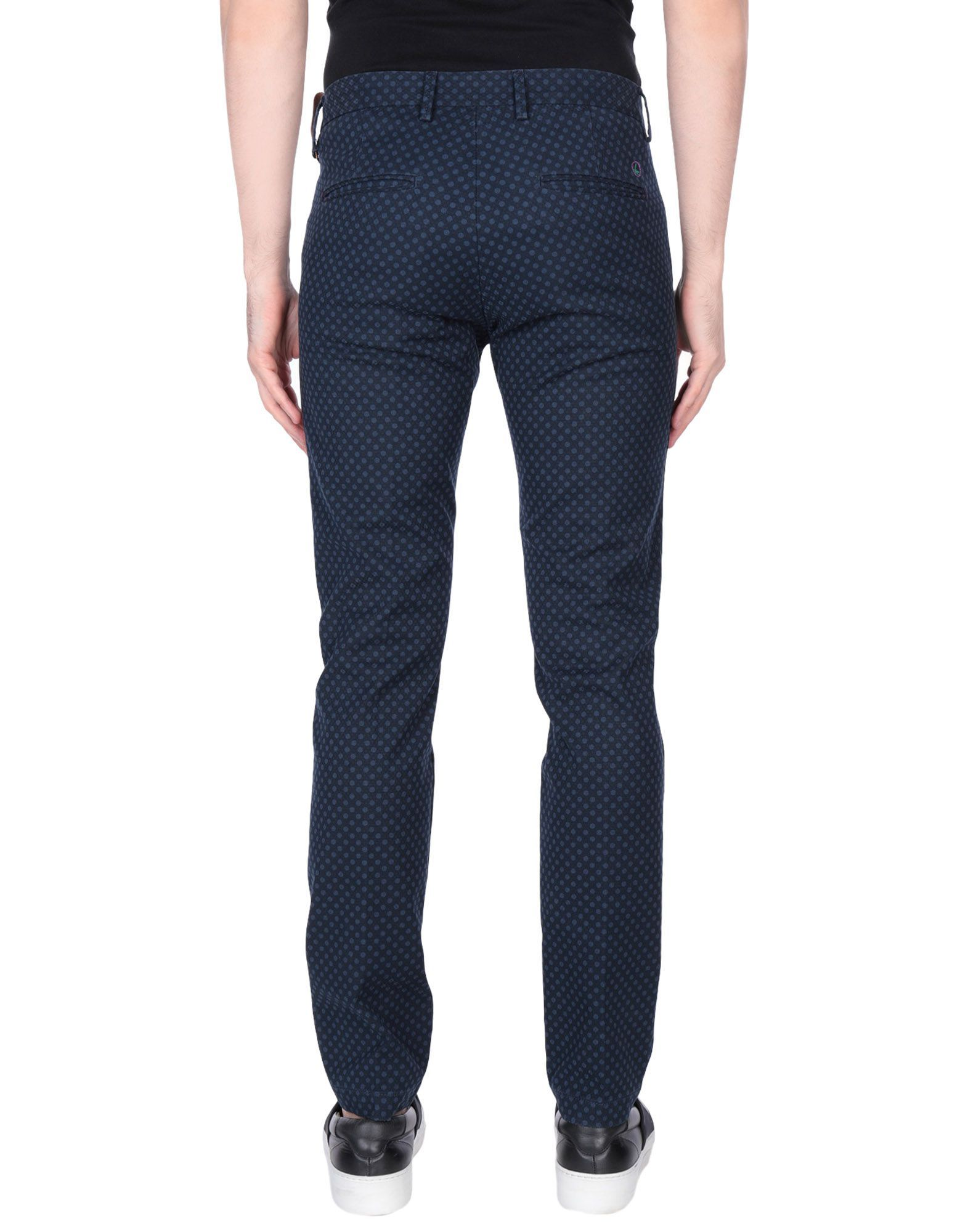 TROUSERS At.P.Co Dark blue Man Cotton