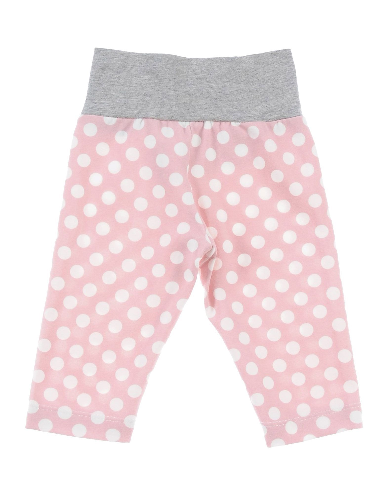 TROUSERS Girl Monnalisa Pink Cotton