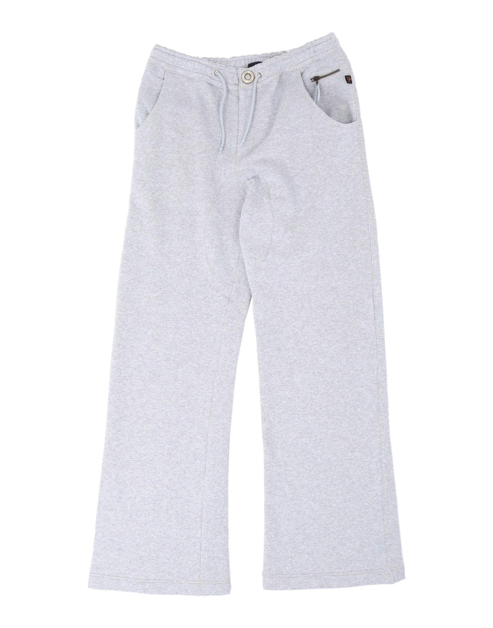 Roberto Cavalli Grey Cotton Trousers