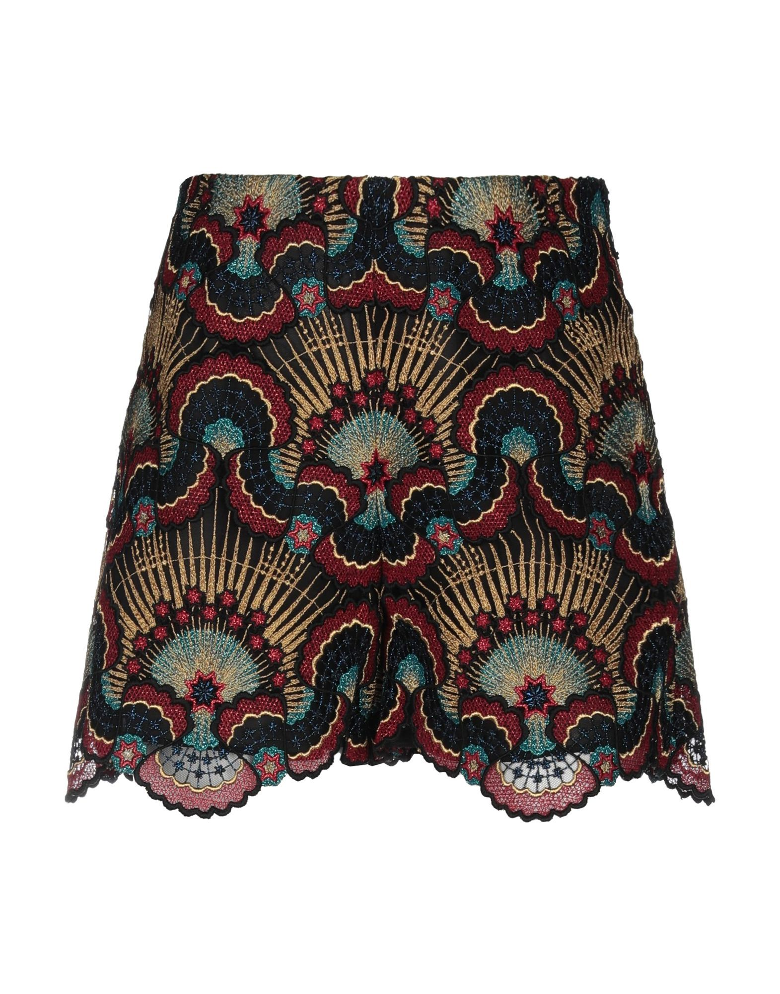 Valentino Red Shorts