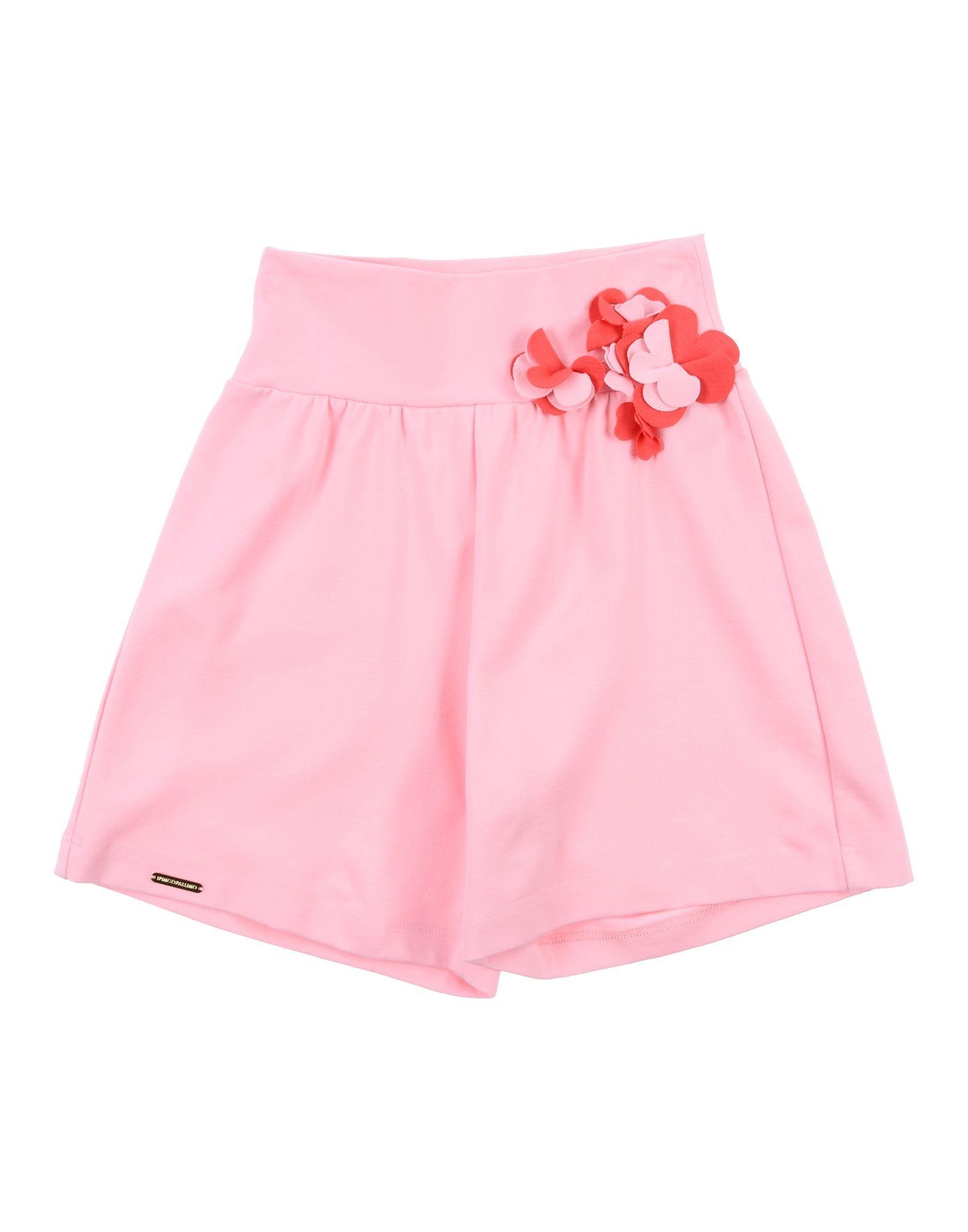I Pinco Pallino Pink Girls Shorts