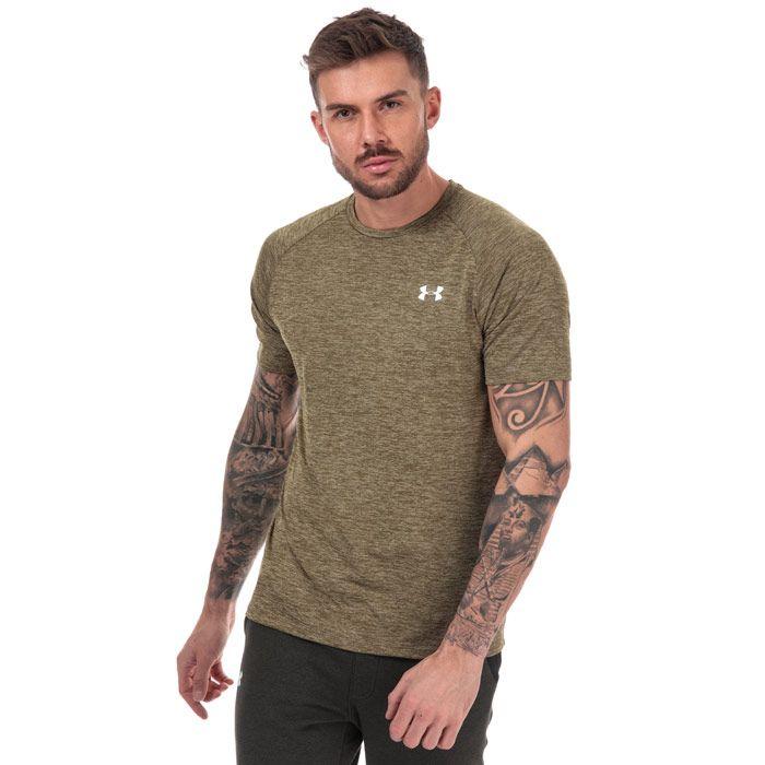 Men's Under Armour Tech 2.0 T-Shirt in Green