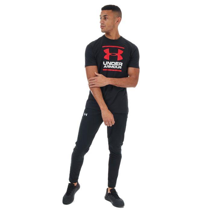 Men's Under Armour GL Foundation T-Shirt in Black
