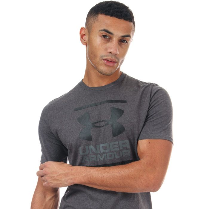 Men's Under Armour GL Foundation T-Shirt in Grey
