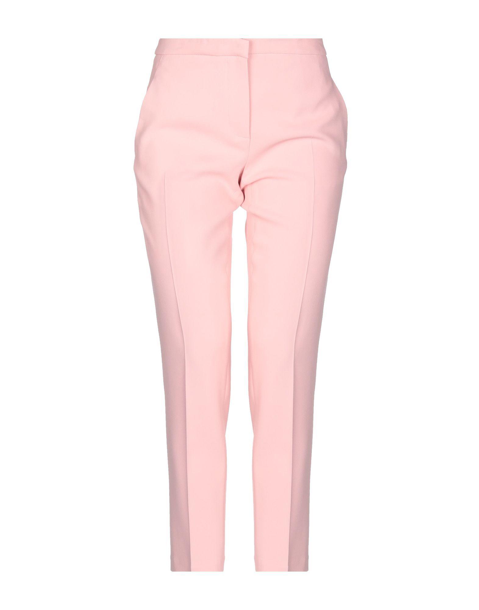 Trousers Twisty Parallel Universe Pink Women's Viscose
