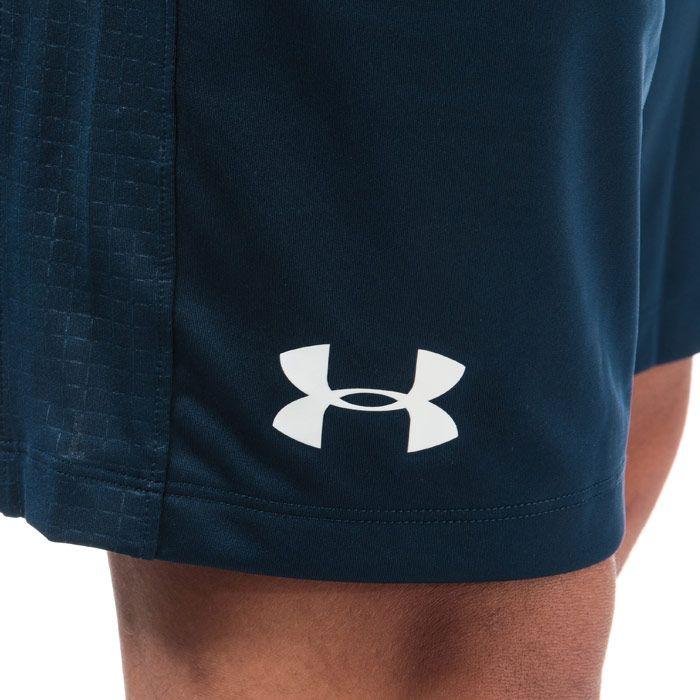 Men's Under Armour MK-1 EU Shorts in Navy