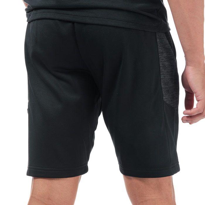 Men's Under Armour Armour Fleece Shorts in Black