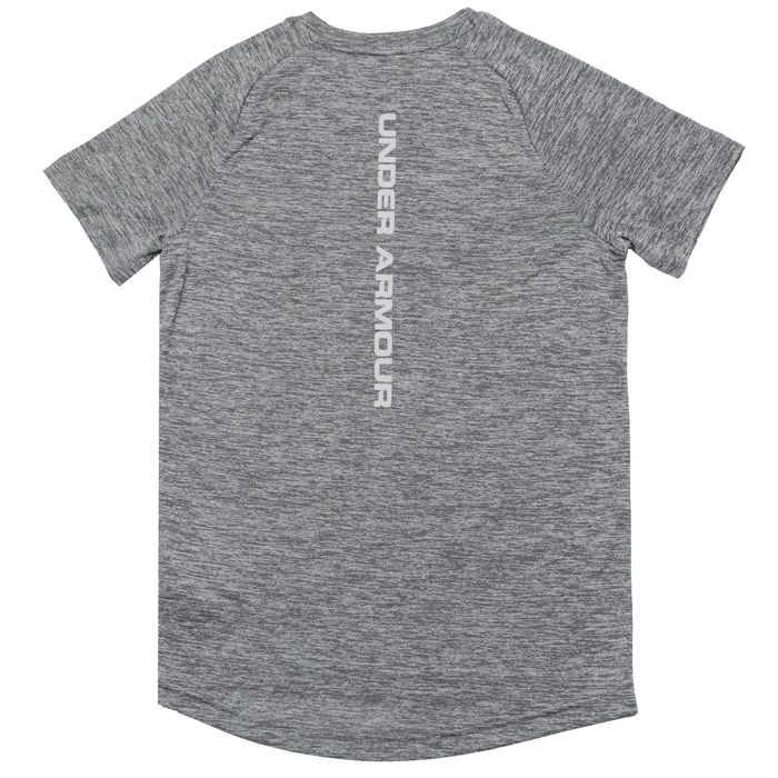 Boy's Under Armour Infant Reflective T-Shirt in Grey