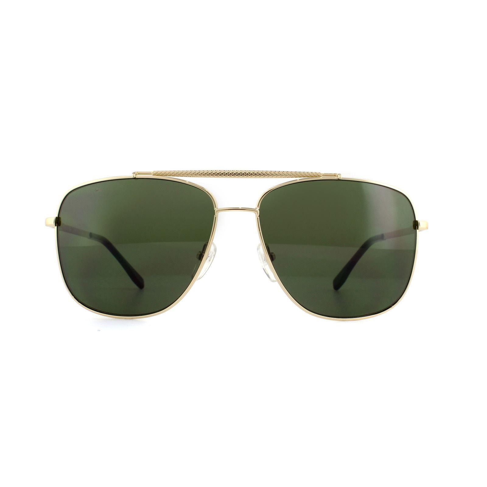 Lacoste Sunglasses L188S 714 Gold Green
