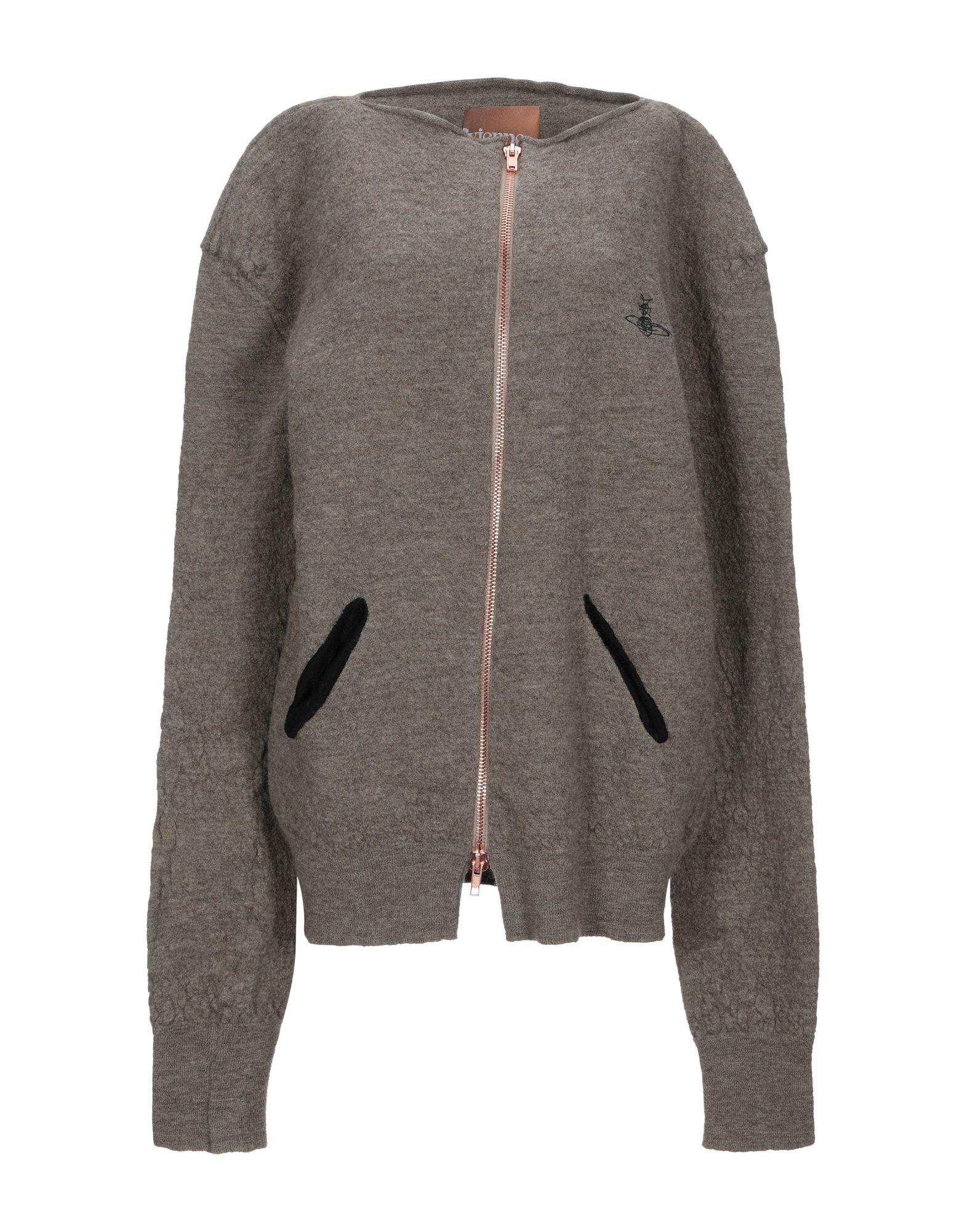 Vivienne Westwood Khaki Virgin Wool Jacket
