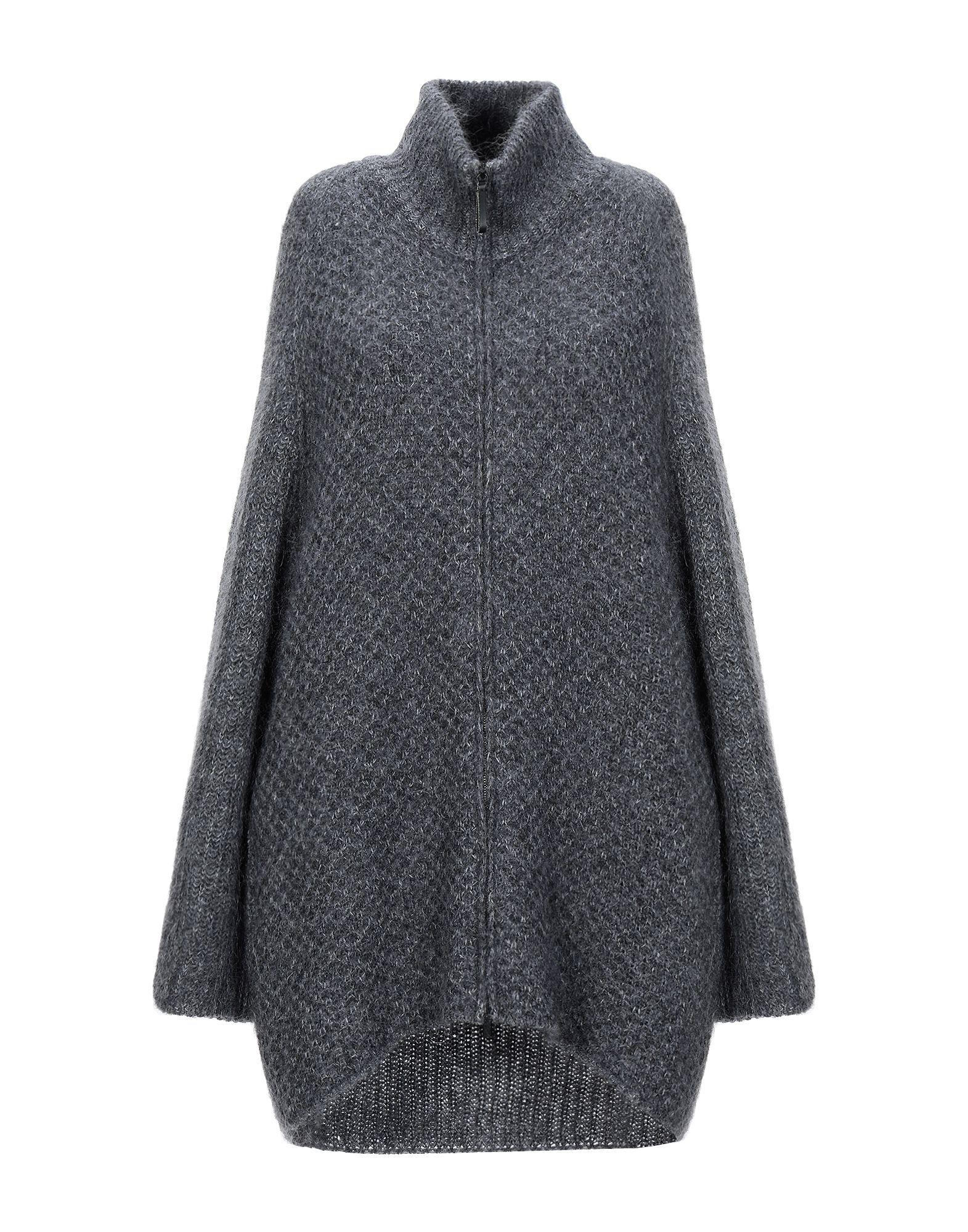 Knitwear Fabiana Filippi Grey Women's Wool