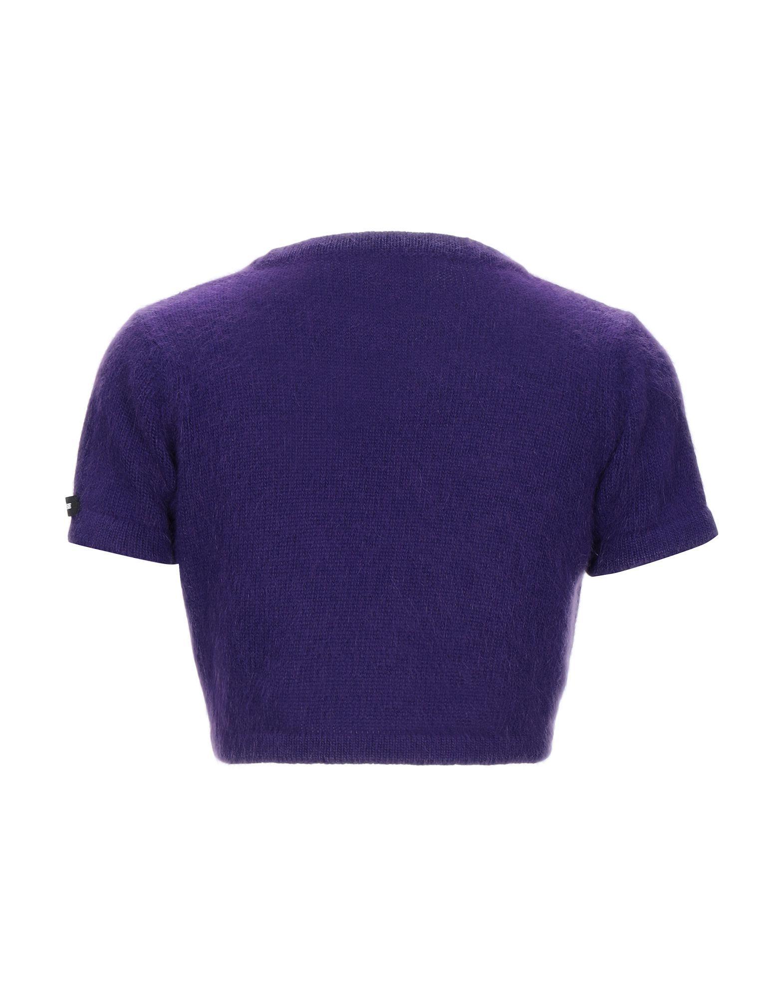 KNITWEAR Denny Rose Purple Woman Angora