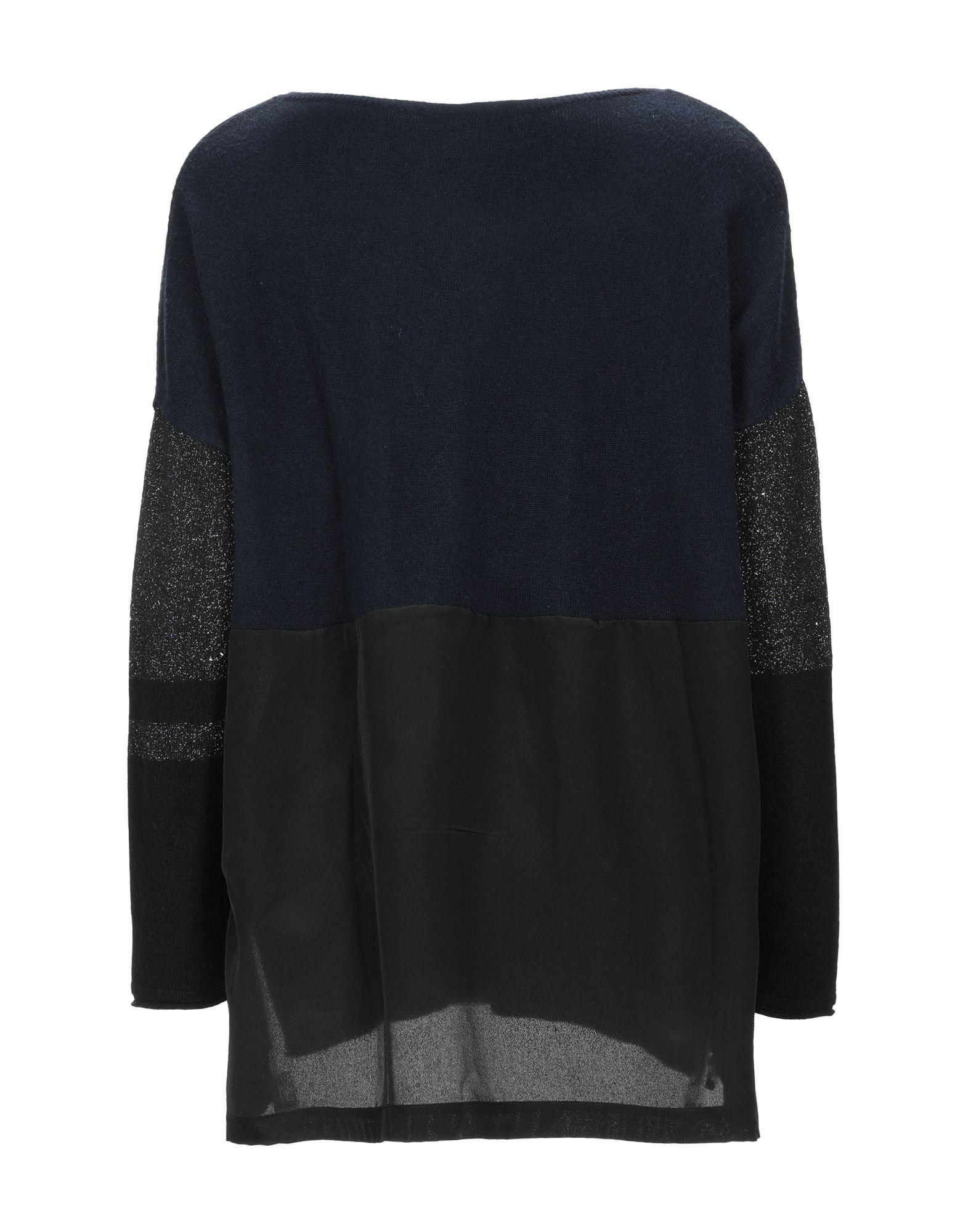Knitwear Gaud� Dark Blue Women's Polyamid