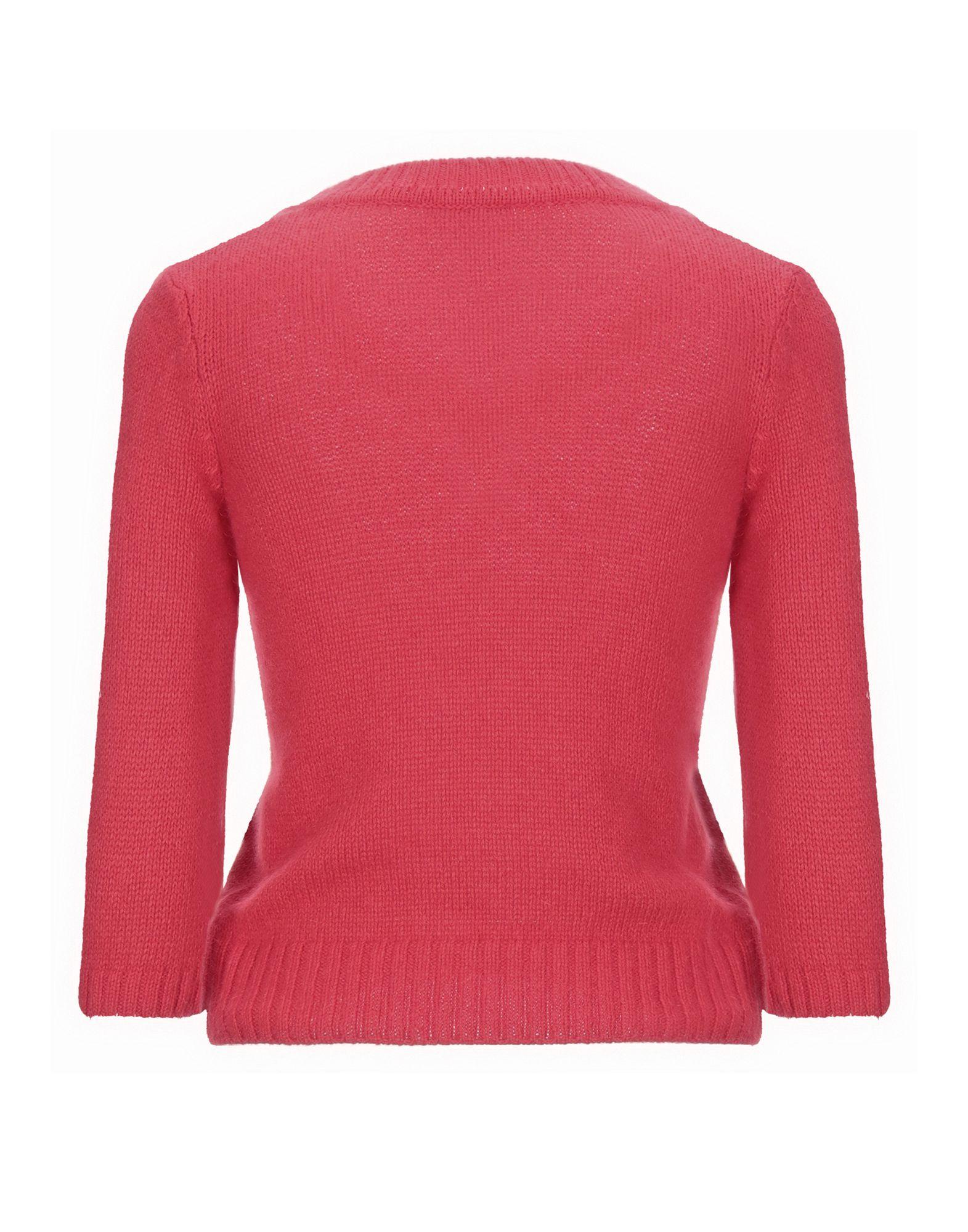 Knitwear Dixie Red Women's Angora