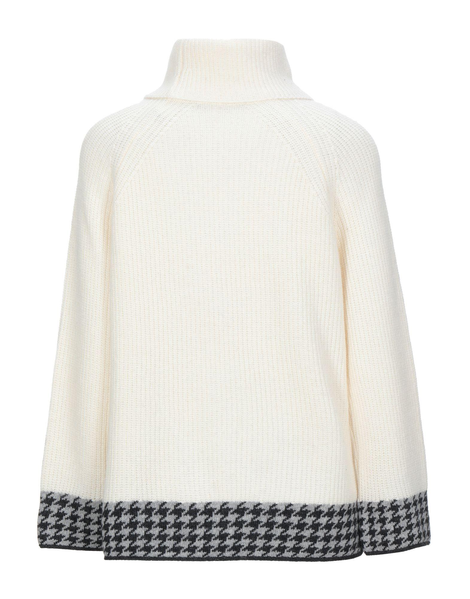 KNITWEAR Love Moschino Ivory Woman Virgin Wool