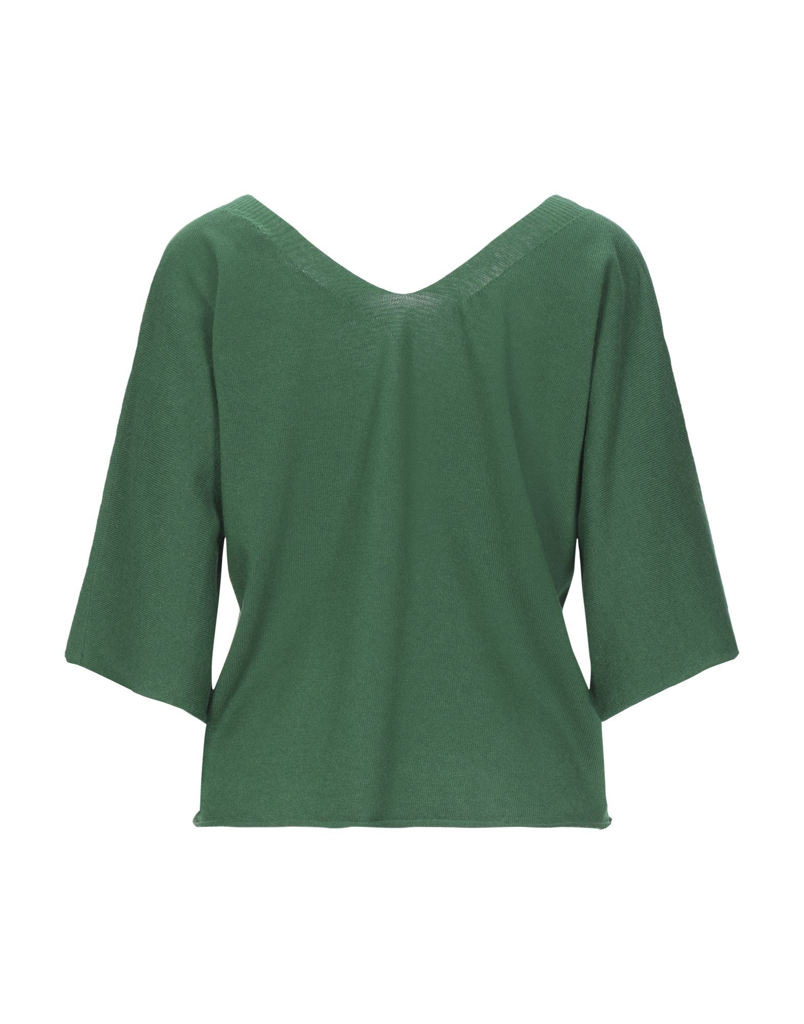 Vicolo Green Lightweight Knit Jumper