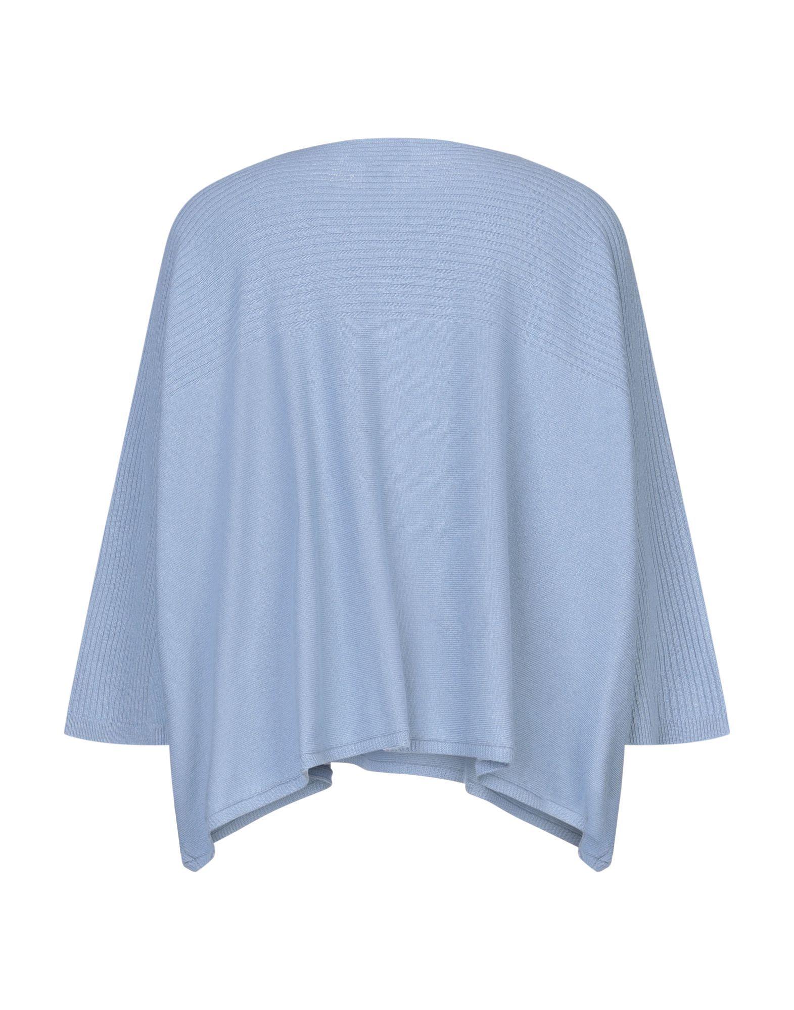 Vicolo Sky Blue Lightweight Knit Jumper
