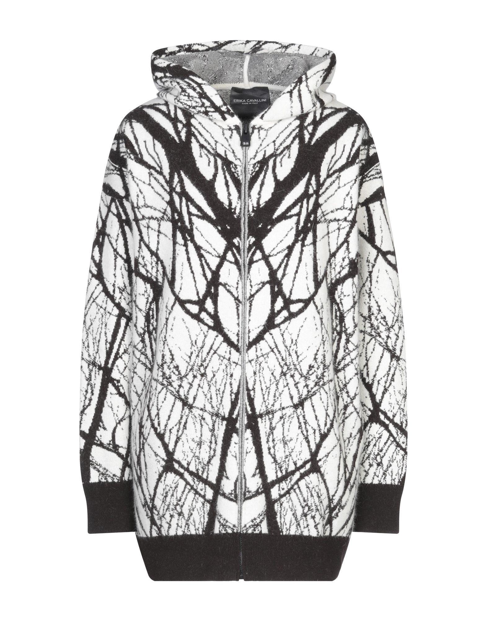 Knitwear Erika Cavallini White Women's Angora