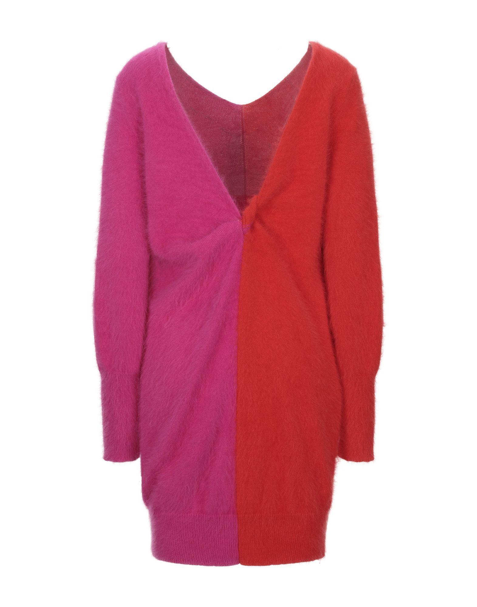Knitwear Antonino Valenti Fuchsia Women's Angora