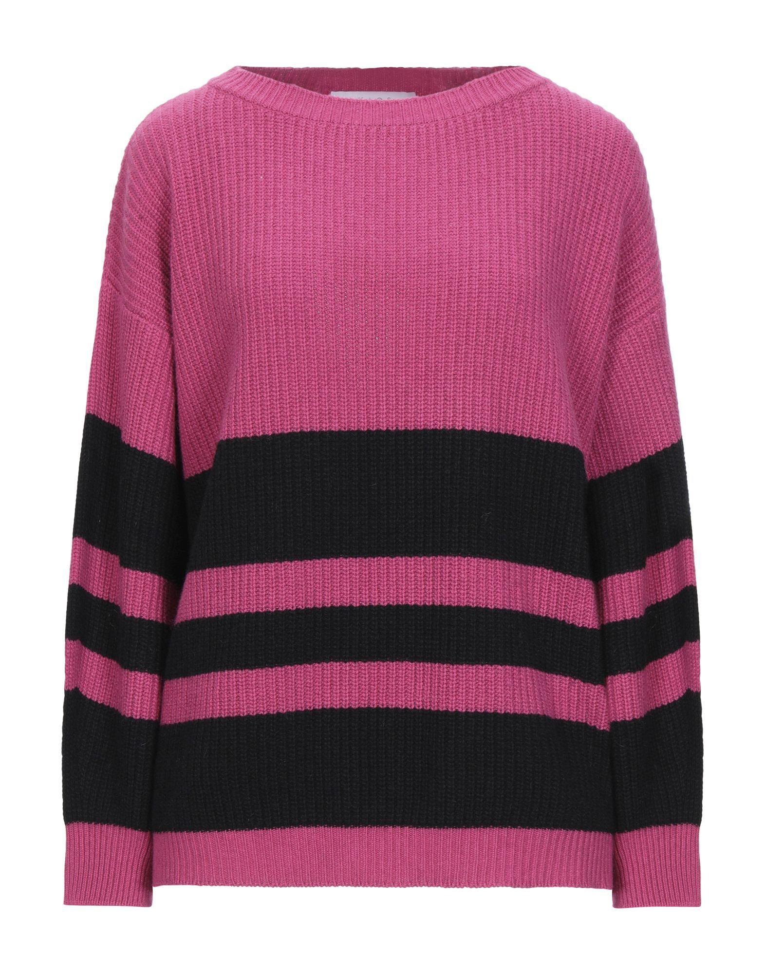 Kaos Garnet Stripe Knit Jumper