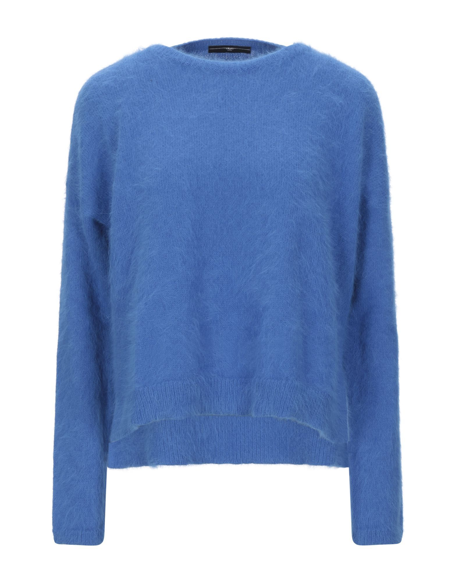 KNITWEAR High By Claire Campbell Azure Woman Angora
