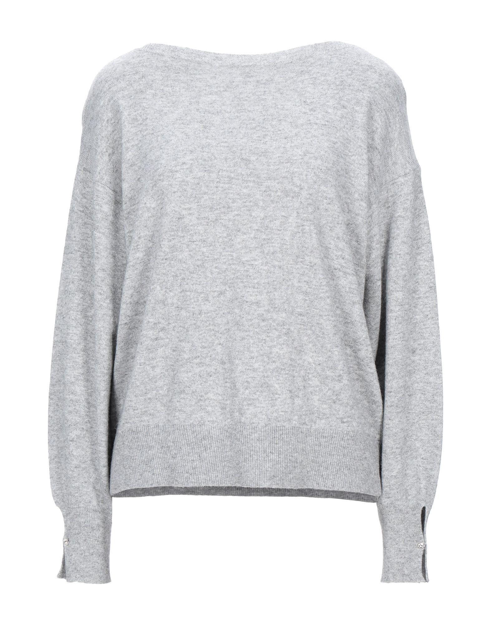 Kaos Light Grey Knit Jumper