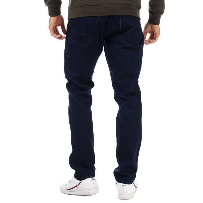 Men's Ted Baker Tappia Tapered Fit Jeans in Denim