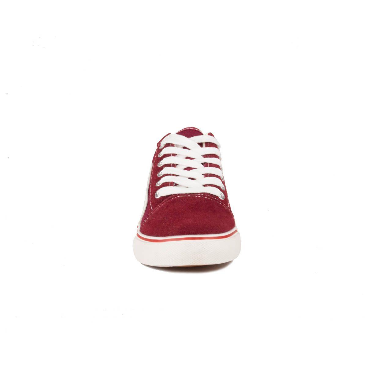 Montevita Sneaker in Bordo