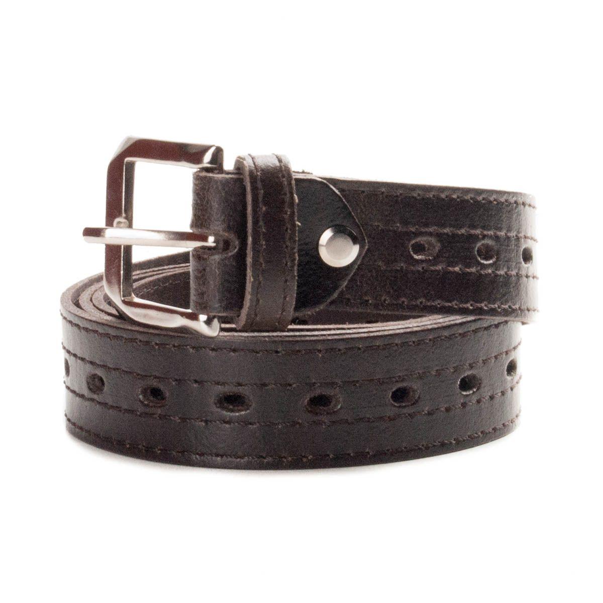 Montevita Casual Quality Belt in Brown