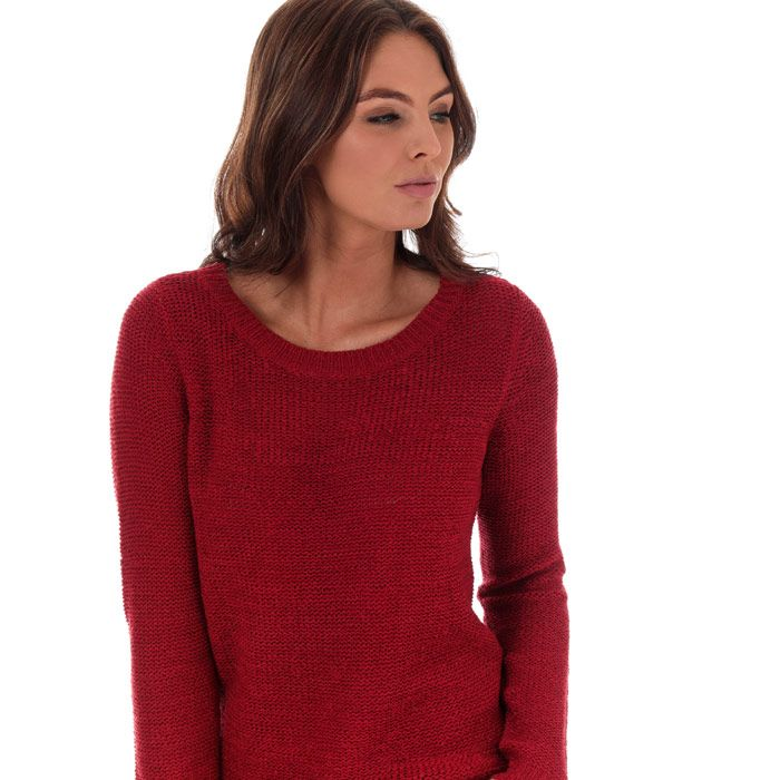 Women's Only Geena Jumper in Red