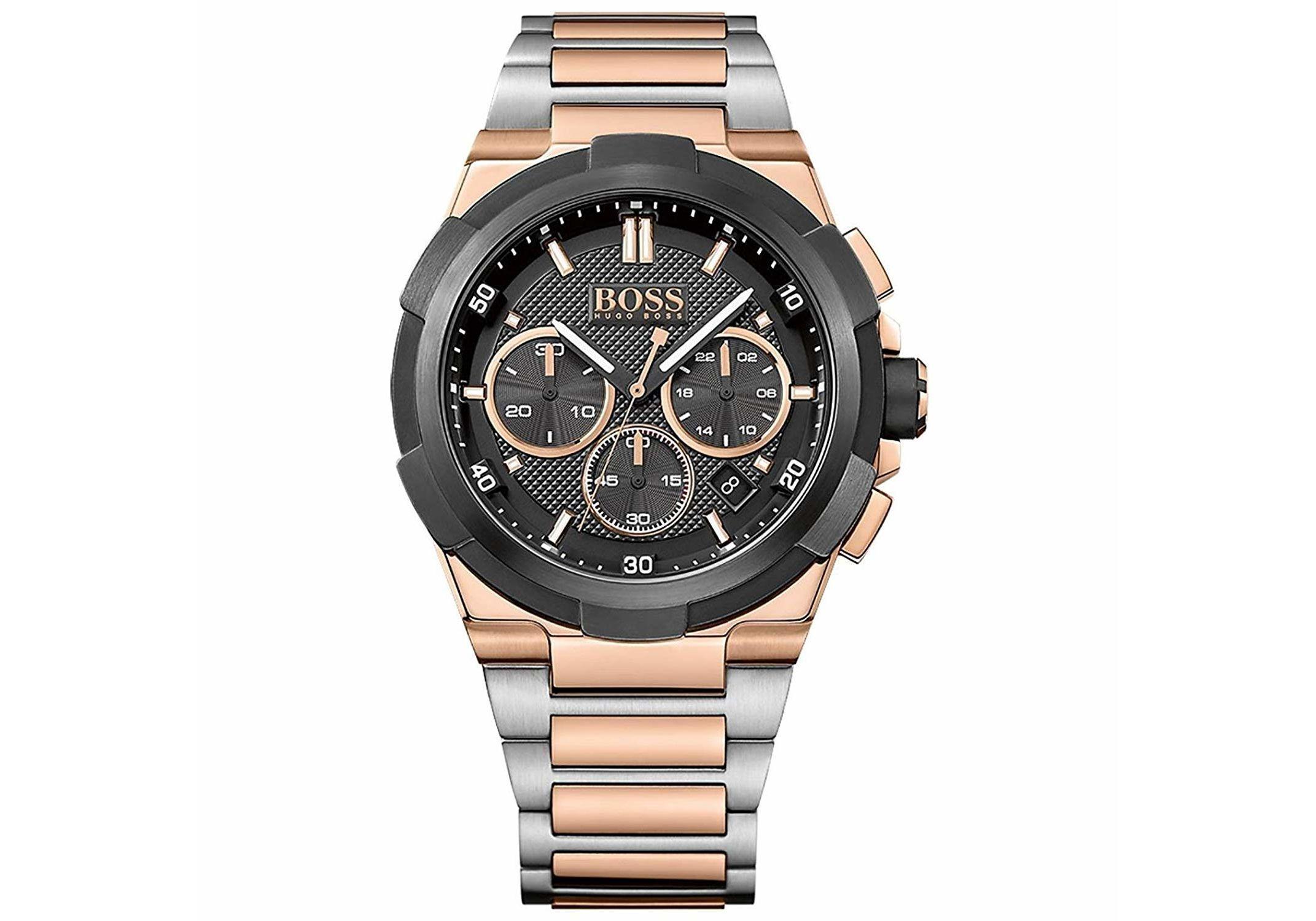 Hugo Boss Mens' Supernova Chronograph Watch 1513358