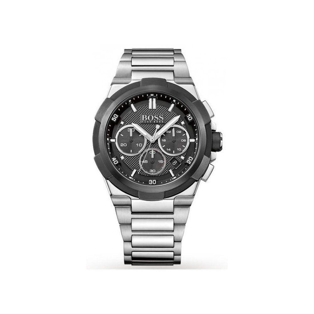 Hugo Boss Mens' Supernova Chronograph Watch 1513359