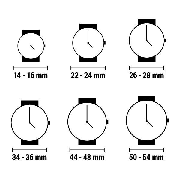 Chronotech Mens Watch CT7932M-38M (36 mm)