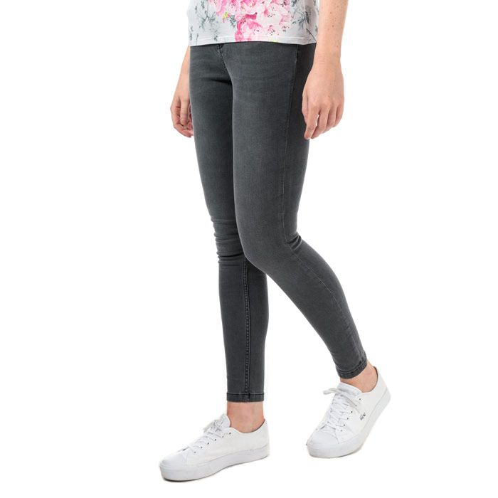 Women's Ted Baker Greysa Skinny Jeans in Grey