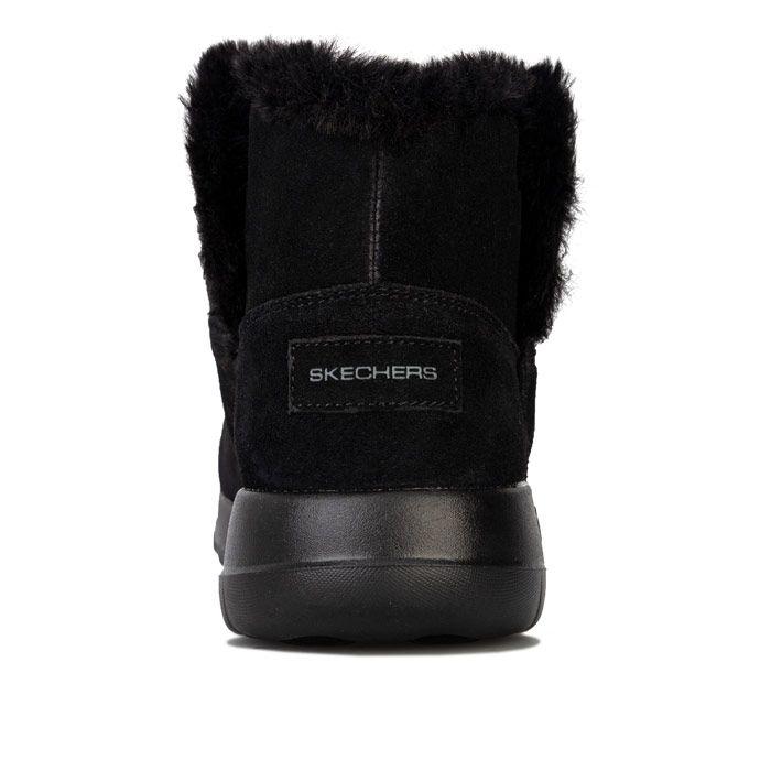 Women's Skechers On The Go Joy Bundle Up Boots In Black