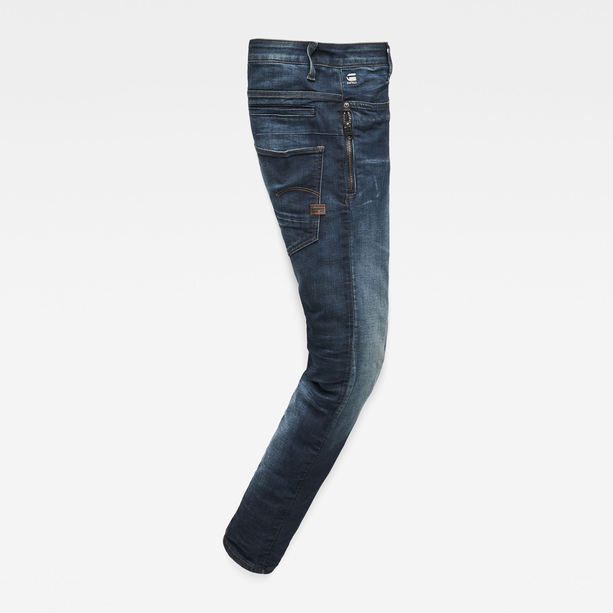 G-Star RAW D-Staq 3D Zip Slim Jeans