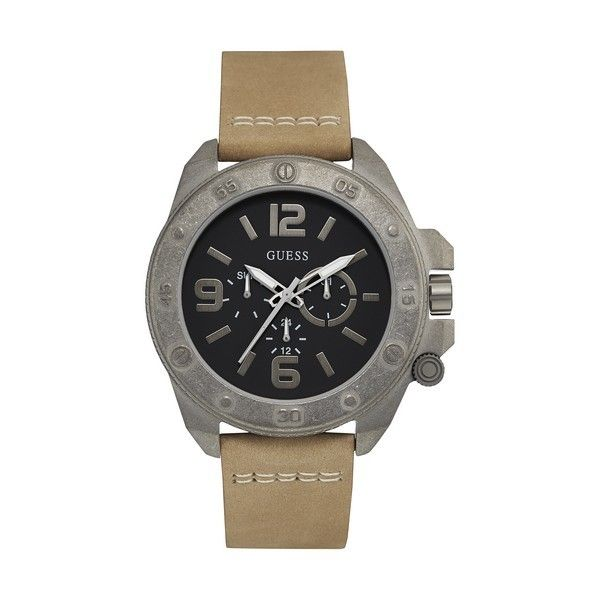 Guess Mens Watch W0659G4 (46 mm)
