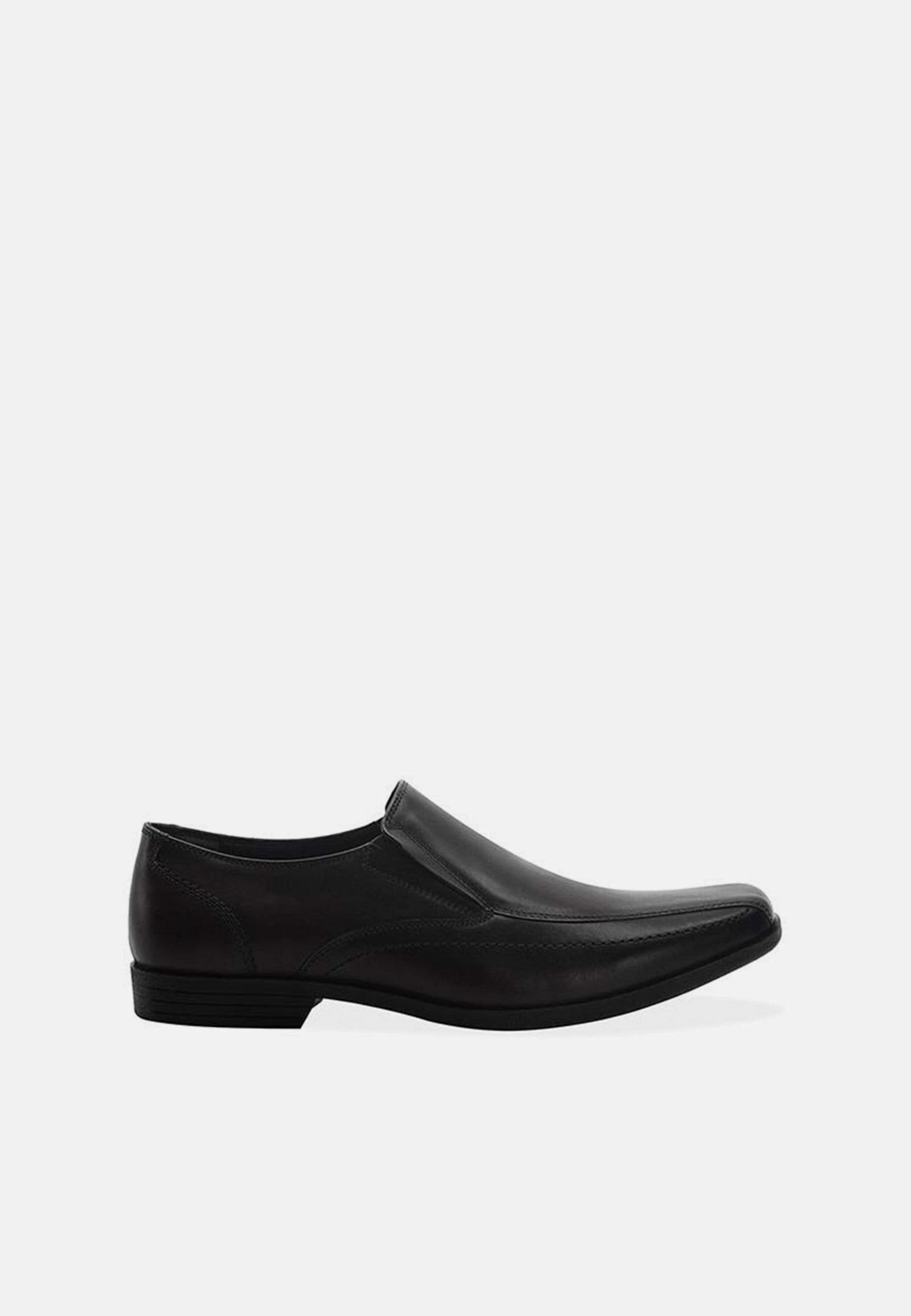 Redfoot Joseph Black Leather Formal Shoe