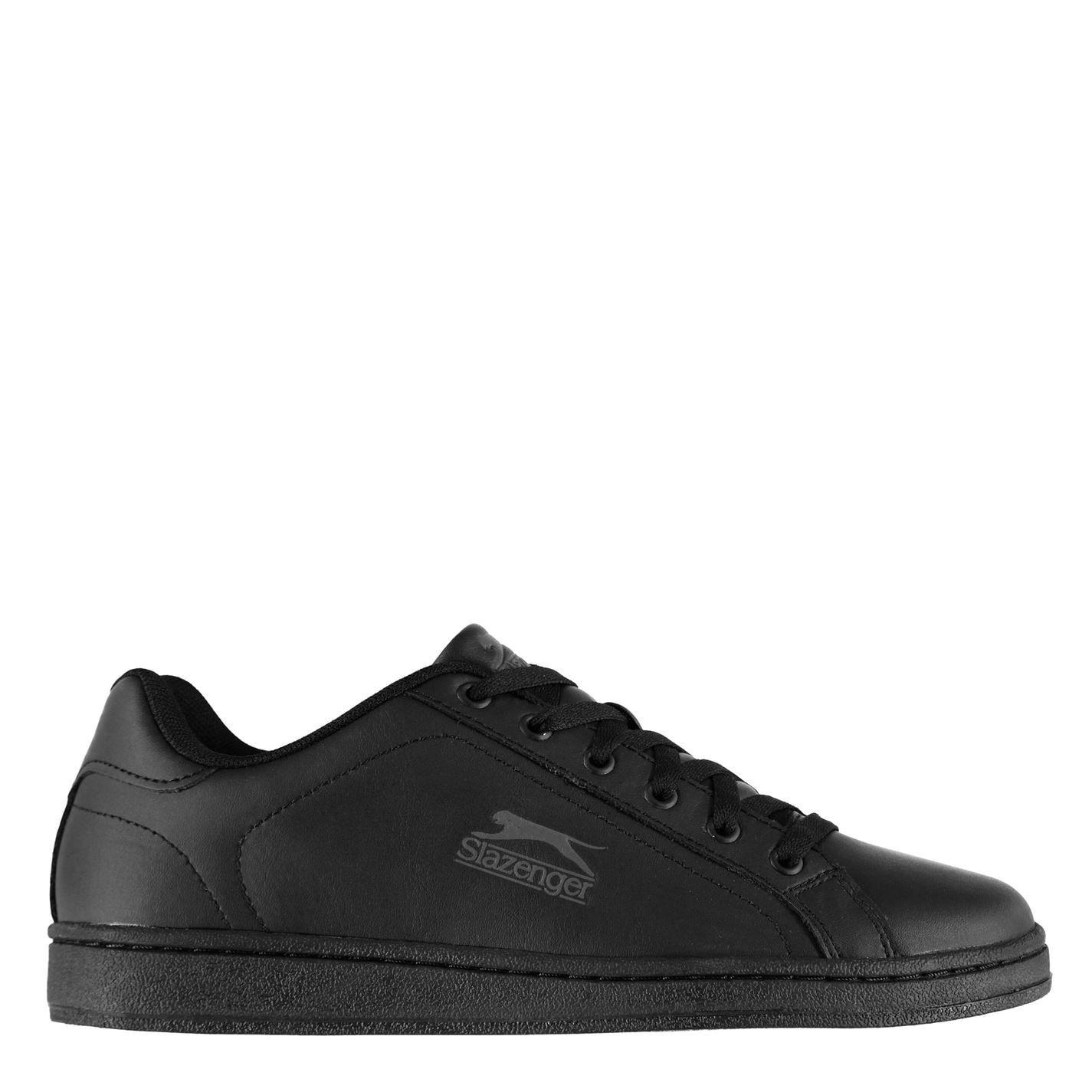 Slazenger Mens Ash Lace Trainers Simplistic Design Sport Casual Shoes