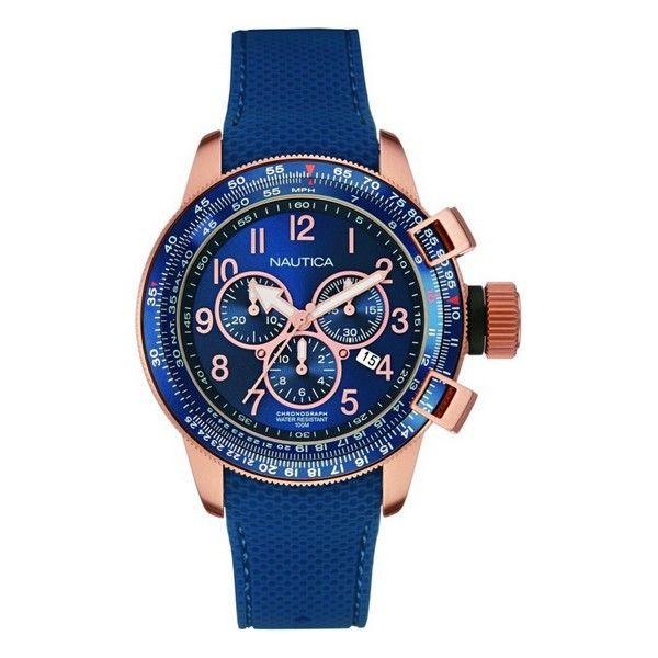 Nautica Mens Watch (46 mm)